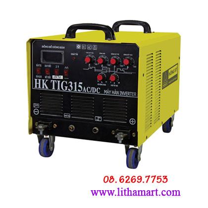 Máy hàn điện tử tig HK 315 AC/DC