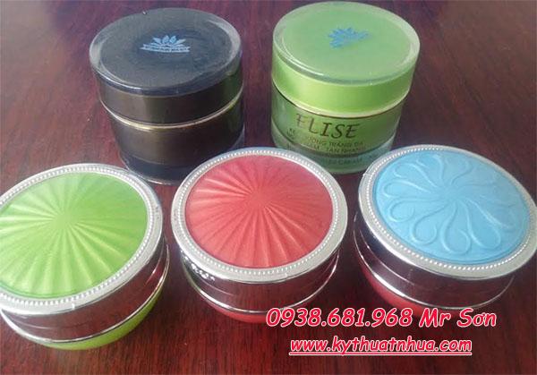 Hộp mỹ phẩm | khuôn mỹ phẩm | Làm khuôn nhựa mỹ phẩm Hightech | Gia công khuôn nhựa