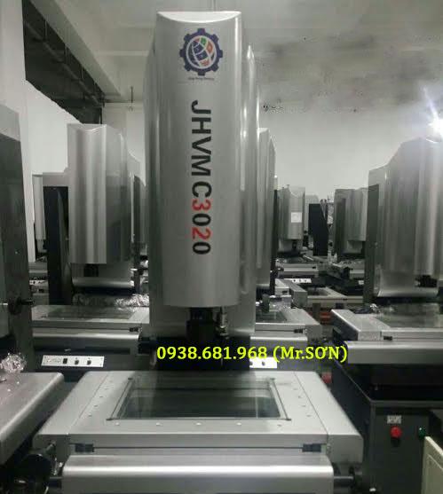 Dụng cụ đo lường JHVM C3020 | Khuôn máy JHVMC 3020