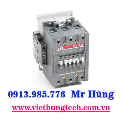 ABB AF370-30-00 Contactor 3P 1SFL607002R1311