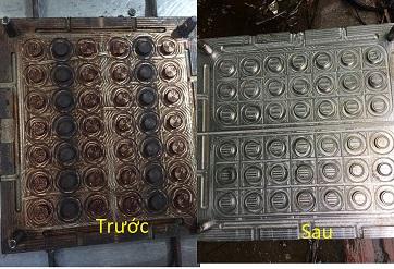 Chất tẩy rửa khuôn đúc Sunecon KR-303
