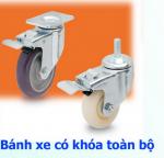 Bánh xe đẩy SP2 vật liệu Nylon đặt