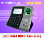 Máy chấm công vân tay WSE 268-kim sung-0916986800-0839 848053