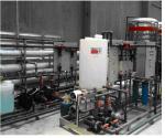 Hệ thống làm mềm nước, Hệ thông xử