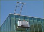 Gondola (BMU), thiết bị bảo dưởng kính tòa nhà