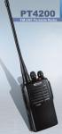 Bộ đàm Kirisun PT4200-Viễn thông Thăng Long