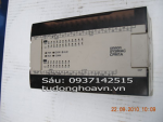 PLC OMRON CPM1A 24IN/16OUT,220V,NGÕ  RA RELAY. GIÁ 3.000.000
