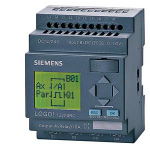 Logo Siemens, Siemens LOGO  12/24RC, 6ED1052-1MD00-0BA6, Logo 12/24RC siemens