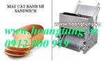 Máy cắt bánh mì sandwich, máy cắt bánh