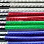 Dây cáp bọc nhựa (PVC coated wire rope)