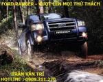 Ford bán tải 1 cầu-Ford Ranger 4x2 XL