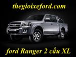 Ford Ranger 4x4 XL MT-Xe Ford bán tải