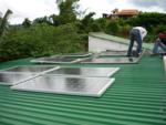 Lắp đặt hệ thống điện mặt trời
