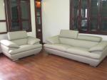 Sofa da 1+1+3-8740