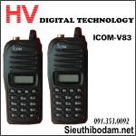 Bộ đàm cầm tay ICOM (IC- V83) / Kenwood TK-3170 (UHF-7W) / TK-3302 (UHF-4W) / TK-718 (VHF-5W)