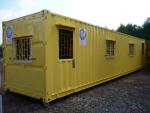 container văn phòng 40feet