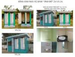 Chuyên bán nhà vệ sinh Phố Đô 3A