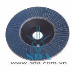 nhám xếp (flap disc) hạt Zicornia