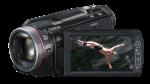 Máy quay Panasonic HDC-HS900