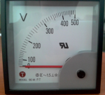 ng h 500Volt  Taiwan Meter   