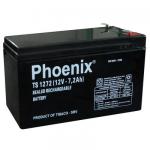 ắc quy kín khí (AGM VRLA) Phoenix 12V-7.2Ah