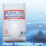 Hạt nhựa trao đổi ion Purolite C100