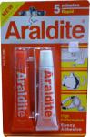 Araldite rapid (5 minutes)