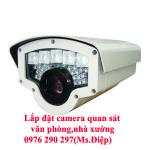 Lắp đặt Camera Vantech