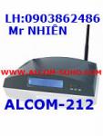 GIẢI  PHÁP FAX DI ĐỘNG ALCOM-212 , GIẢI PHÁP FAX KHÔNG DÂY GSM ERICSSON