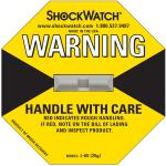 ShockWatch® - Bán tem nhãn, thiết bị kiểm
