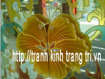 Gii thiu sn phm tranh knh trang tri 