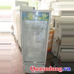 Bán tủ mát Sanyo cũ 200 lít, 1
