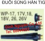 ĐUÔI SÚNG HÀN TIG