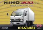 Xe tải thùng Hino 1 tan 2 tan
