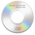 In đĩa CD VCD DVD số lượng lớn