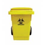 Chuyên Pp sỉ và lẻ thùng rác 120l, thùng rác công cộng-Q4