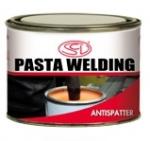 Sáp loại vảy, bụi, xỉ hàn pasta welding