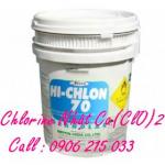 chlorine nhật, clorine thùng 45kg
