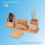 Quà tặng để bàn gỗ