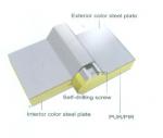 Panel Pu 3 lớp Newmat / Vật liệu
