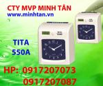 Máy chấm công vân tay TITA 550A