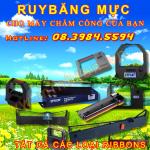 RUY BĂNG MÁY CHẤM CÔNG VARIOUS CA-168A