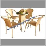 Bộ bàn ghế cafe - QD054