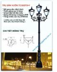 Trụ đèn chiếu sáng công cộng
