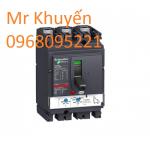 Aptomat schneider MCCB LV510307 100A 3P 25KA giảm