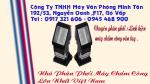 LINH KIỆN MÁY CHẤM CÔNG WISE EYE 9089