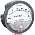 Đồng hồ đo chênh áp series 2000