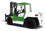 Xe nâng động cơ dầu hiệu Artison. Model: