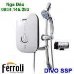 Máy nước nóng Ferroli DIVO SSP