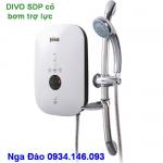 Máy nước nóng Ferroli DIVO SDP có bơm